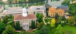 Remington Square aerial view