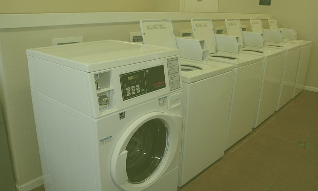 24-Hour Laundry Facility